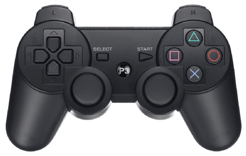 Sixaxis DualShock 3 Wireless Controller Black (PS3)